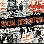 C&D Visionary Social Distortion Magnet - Newspaper
