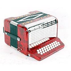 SofiaMari SM-3112 31-Button 12 Accordion GCF (USED005050 SM 3112 RED PE)