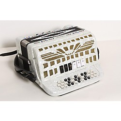 SofiaMari Two Tone Accordion (USED005022 SMTT3412 sol/m)