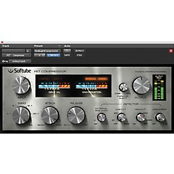 Softube FET Compressor NATIVE Plug-In Software - Digital Download (SFT-FET-NAT)