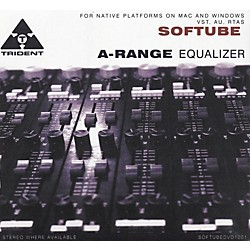 Softube Trident A-Range Equalizer-Native Plug-In Software Download (MVSFT-TAR-NAT)