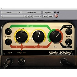Softube Tube Delay Plug-in - Native (SFT-TBD--1)