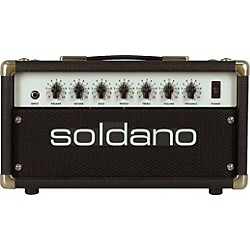 Soldano Astroverb 16 Single-Channel Tube Amp Head (ASTROVERB HEAD)