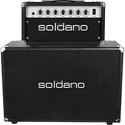 Soldano Astroverb Series Head and 2x12 Half Stack (Kit - 423746)