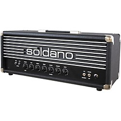 Soldano Avenger Amplifier Head (AVENGER 100)