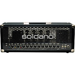 Soldano Decatone 100-Watt Triple Channel Amp Head (DECATONE)