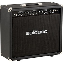 Soldano Lucky 13 50W 2x12 Tube Guitar Combo Amp (LUCKY 13-50 212 COMB)