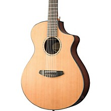 Breedlove Solo Concert Nylon CE Western Red Cedar - East Indian Rosewood Acoustic-Electric Guitar