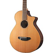 Breedlove Solo Jumbo Bass CE Western Red Cedar - East Indian Rosewood Acoustic-Electric Bass