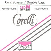 Corelli Solo Tungsten Series Double Bass String Set