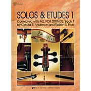 KJOS Solos And Etudes, BK1/PA ACC