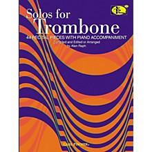 Carl Fischer Solos For Trombone Book