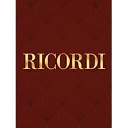 Ricordi Sonata in A Minor for Flute Bassoon and Basso Continuo RV86 by Vivaldi Edited by Gian Francesco Malipiero