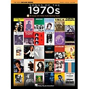 Hal Leonard Songs Of The 1970's - The New Decade Series with Optional Online Play-Along Backing Tracks