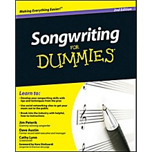 Mel Bay Songwriting for Dummies, 2nd Edition Book