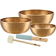 Meinl Sonic Energy 3-Piece Energy Series Singing Bowl Set