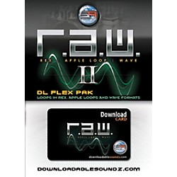 Sonic Reality R.A.W. 2 DL Flex Pak with Download Card (SR-RAW-DL01)