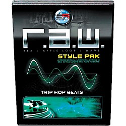 Sonic Reality R.A.W. Style Pack - Trip Hop Beats Loops Collection Software (SR-RAW-THB14-702698)