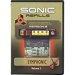 Sonic Reality Reason 3 Refills Vol. 05: Symphonic (SR-RR05-HCD-IN)