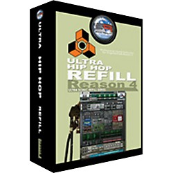 Sonic Reality Ultra Hip Hop Refill (SR-URHH-DVD-IN)