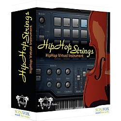 Sonivox Playa HipHop Strings (SVX_SPLAYASTR)