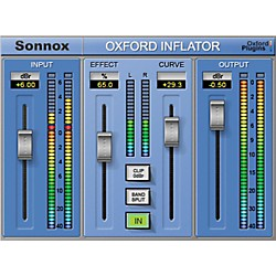Sonnox Oxford Inflator (HD-HDX) Oxford Inflator (Native) Software Download (1029-30)