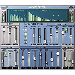 Sonnox Oxford Reverb (Native) Software Download (1029-19)