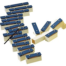 Sonor DIATONIC 19-BAR CHIME BAR SET (KS30-L1)