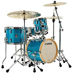 Sonor Martini 4-Piece Shell Pack (SSE 13 MARTINI TGS)