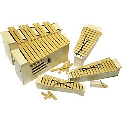 Sonor Palisono Deep Bass Xylophones (GBKX200)