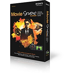 Sony Movie Studio Platinum Visual Effects Suite 2 (MVES2000)