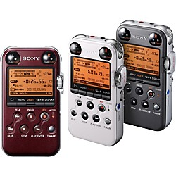 Sony PCM-M10 Portable Digital Recorder (PCMM10/B)