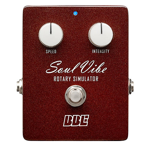 BBE Soul Vibe Rotary Speaker Simulator Guitar Effects Pedal-thumbnail
