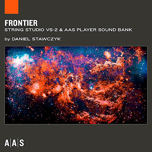 Applied Acoustics Systems Sound Bank Series String Studio VS-2 - Frontier-thumbnail