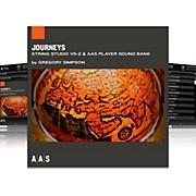 AAS Sound Bank Series String Studio VS-2 - Journeys