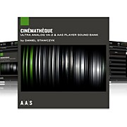 AAS Sound Bank Series Ultra Analog VA-2 - Cinematheque