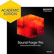 Magix Sound Forge Pro 11 - Academic Software Download