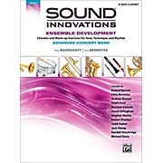Alfred Sound Innovations Concert Band Ensemble Development Advanced Bass Clarinet