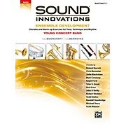 BELWIN Sound Innovations for Concert Band - Ensemble Development for Young Concert Band Baritone T.C.