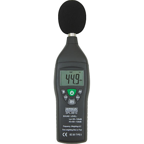 American Recorder Technologies Sound Level Meter-thumbnail
