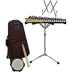 Sound Percussion Bell Kit w/ Rolling Cart (BK1R)