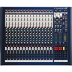 Soundcraft LX7ii 16-Channel Mixer (RW5674)