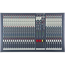 Soundcraft LX7ii 24-Channel Mixer (RW5675)