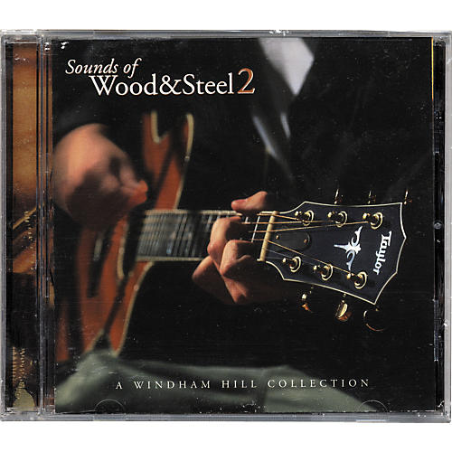 Taylor Sounds of Wood and Steel Part 2 (CD)-thumbnail