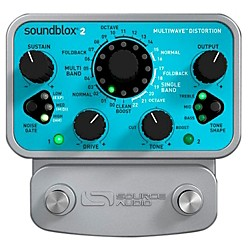 Source Audio Soundblox 2 Multi Wave Distortion (SA220)