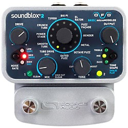 Source Audio Soundblox 2 OFD microModeler Bass Effects Pedal (SA228)