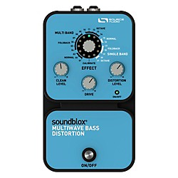 Source Audio Soundblox Multi Wave Bass Distortion (SA125)