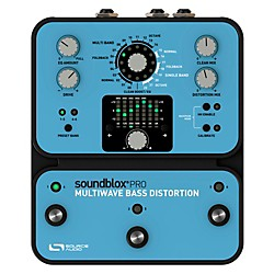 Source Audio Soundblox Pro Multi Wave Bass Distortion (SA141)