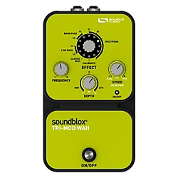 Source Audio Soundblox Tri-Mod Wah (SA121)