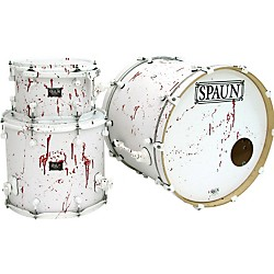 Spaun Blood Spatter Maple 3-Piece Shell Pack (C322K1W-FWBSP)